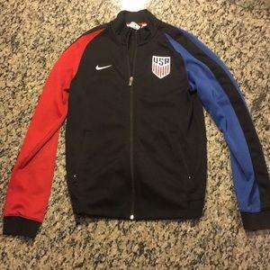 Nike USMNT (soccer) men's Warm-up jacket